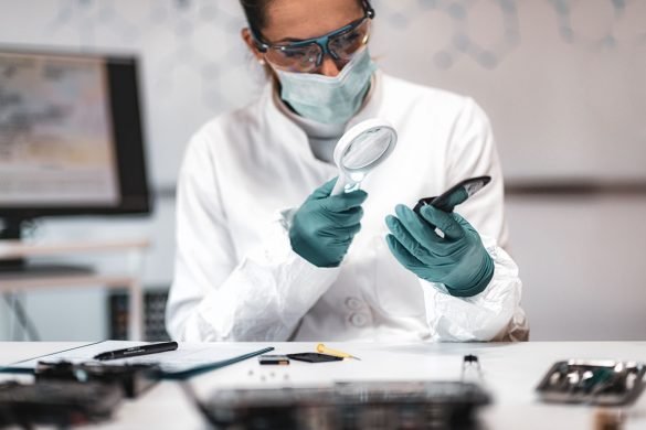 Hero Image Forensic Science Technician: Career Guide